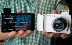 Samsung Galaxy Camera ganha data de lançamento e preço oficial