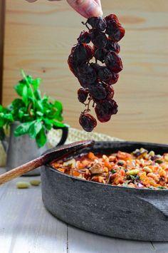 Caponata trapanese ricetta siciliana