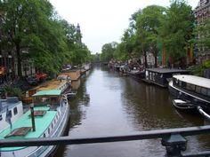 Amsterdam....I've already twirled here