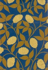 Apila wallpaper. The one on two walls in our bedroom. Looks somewhat lighter and less yellow in natural light.