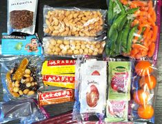 Healthy food ideas for traveling