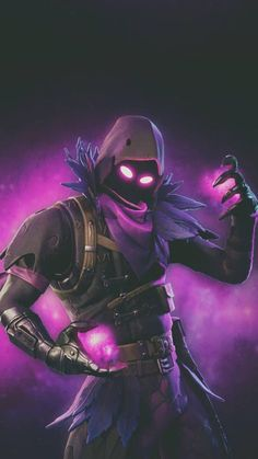 Fortnite Raven Wallpaper Cool Fortnite Wallpapers Background Hd