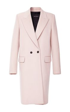 Laine Coat by Cédric Charlier for Preorder on Moda Operandi