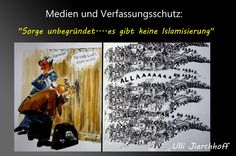 Sorge unbegründet...es gibt keine Islamisierung :)