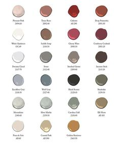 What do you think about Benjamin Moore's color trends for 2018? Would you pick any of these colors to paint inside your house? #realtor #realtorlife #realestate #interiordesign #paintcolors @benjaminmoore #localrealtors - posted by Christina https://www.instagram.com/christinawaterhouserealtor - See more Real Estate photos from Local Realtors at https://LocalRealtors.com