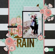 Layout: Let it Rain