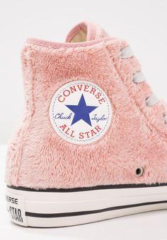 6d20ac6f274d #ConverseShoes Converse ALL STAR HI FAUX FUR pink Converse Cipők, Vans,  Cipősarkak,