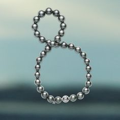 Mikimoto's Black South Sea cultured pearls strands are versatile. A strand that can complement various looks and occasions. #Mikimoto #PearlMonth #MikimotoPearlMonth
