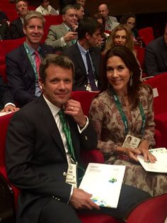 Crown Princess Mary & Crown Prince Frederik