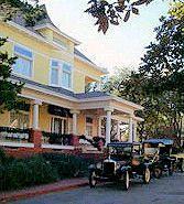 The beautiful Heard-Craig House (circa 1900) in McKinney's historic district