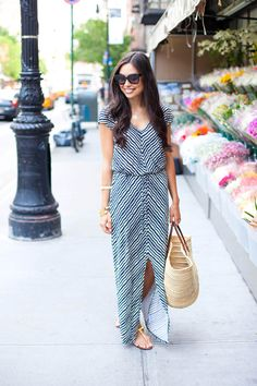 Ladies, are you ready to welcome the summer with a casual maxi dress? I am sure you are. Casual maxi dresses are perfect for the hot summer days.