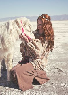 Desert by Blog.SoulMakes.com Horse Fashion Photography Learn about #HorseHealth #HorseColic www.loveyour.horse