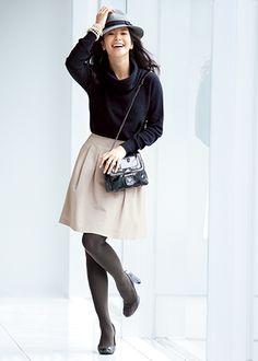 Fashion to Heart - 自由区×Domani -@Mikala Collins