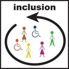 Inclusive Out-of-School Time` Special Education Inclusion, Inclusion Classroom, Classroom Clipart, Classroom Resources, Classroom Ideas, Inclusive Education, Learning Ability, Education Week, School Week
