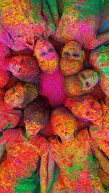 Happy Holi Wallpaper 2020 - Happy Holi Background Wallpaper - Happy Holi Wallpaper For iPhone Holi Festival Of Colours, Holi Colors, India Colors, Festivals Of India, Indian Festivals, Festival Photography, Color Photography, Crazy Colour, Color Of Life