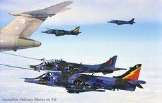 Harrier GR 3