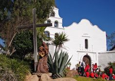 Image detail for -this was the first of california s missions the mother Carlsbad San Diego, Places To See, Places Ive Been, Military Post, Old Town San Diego, California Missions, Land Of The Free, Place Of Worship, Southern California