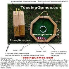 How To Build Octagon Washers Game