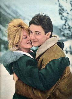 Brígítte Bardot & Jácqués Chârríer, 1959
