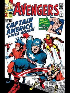 Marvel Steel Cover - Avengers 4. Édition limitée et numérotée a 250ex, livré avec certificat d'authenticité. Produit sous licence officielle Marvel.