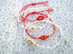 Items similar to Witness pin Martyrika bracelets Christening favors Greek Orthodox baptism favors Macrame bracelets Eyes Party favors on Etsy Christening Favors, Baptism Favors, Baptism Gifts, Macrame Jewelry, Macrame Bracelets, Party Favors, Crochet Earrings, Etsy Seller, Handmade