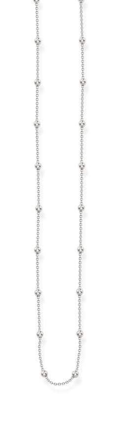 Thomas Sabo Glam & soul silver dots necklace, Silver Buy for: GBP55.00 House of Fraser Currently Offers: Thomas Sabo Glam & soul silver dots necklace, Silver from Store Category: Special Brands > Thomas Sabo > Jewellery > Necklaces for just: GBP55.00