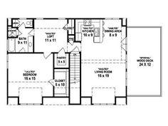 Floor Plan, 006G-0106
