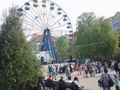 В саратовском Городском парке заработало обновленное колесо обозрения Подробнее http://www.nversia.ru/news/view/id/104774 #Саратов #СаратовLife