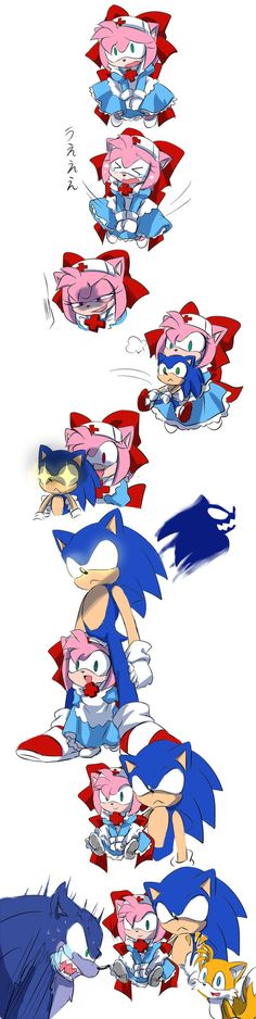 Strange+ of sonic by GaruGiroSonicShadow on deviantART