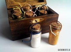 Alchemieset / Gewürzbox für LARP
