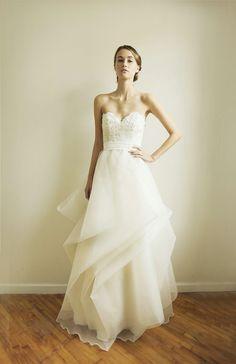 JanineWedding Gown von Leanimal auf Etsy, $2415.00