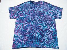 474a3cc03457 tie dye shirt Pink Fireworks tye die tiedye tiedyes 5Xl 4Xl 3XL 2XL all  sizes available