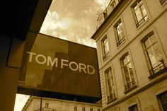 Marking the first time Ford's womenswear line is be available in the French capital @bocadolobo
