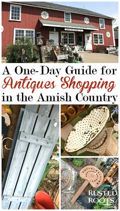 Antique Shopping in Amish Country {Lancaster, PA}