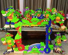 Ninja Turtles Birthday Decor