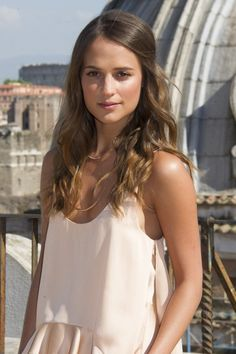 Alicia Vikander - Everything You Need To Know About 2015's Hottest Actress