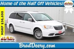 Vehicles for Sale in Maquoketa, IA. View our Brad Deery Auto Group inventory to find the right vehicle to fit your style and budget! Chrysler Town And Country, Touring, Cars For Sale, Centre, Van, Vehicles, Vans, Vehicle