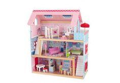 Kidkraft Puppenhaus Dollhaus Chelsea holz