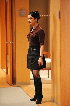 Archie Panjabi in The Good Wife