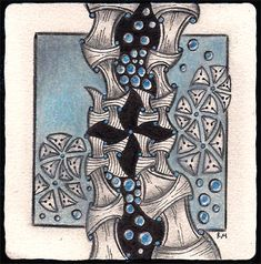 Joey's Challenge #212, tile by Ria Matheussen