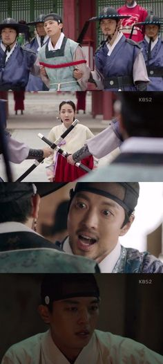 """[Spoiler] """"Queen for 7 Days"""" Yeon Woo-jin and Park Min-young cornered by Lee Dong-gun"""