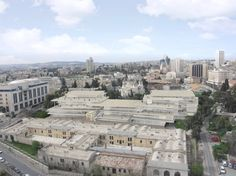 SANAA Unveils Plans for New Downtown Arts & Design Campus in Jerusalem