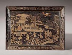 精美的中国漆器艺术图案欣赏(11) - ming-sun - Ming  Psfans from China