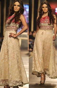 Want a lengha that has a skirt which falls/flows like this outfit... (soft fall/flow as opposed to poofed out)