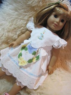 American Girl Waldorf doll clothes 2 pc OOAK by judysdollboutique, $22.00