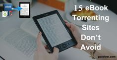 List of the best eBook torrenting sites to download free ebooks. And also learn which ebook torrent sites are the best for free & paid ebook?  Also Read: http://www.solvemyhow.com/2017/02/best-free-torrent-sites-for-movies.html