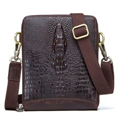 77a1c516b72d XLOONG Vintage Genuine Leather Multi-functional Multi-slot Card Holder  Crossbody Bag For Men is hot-sale