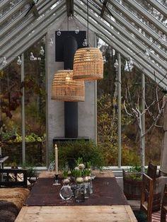 Lampskärm 'Natur'