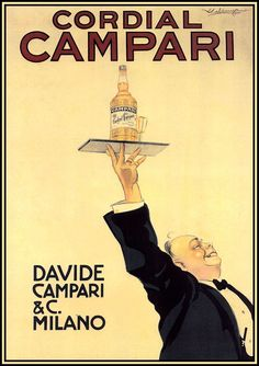 Image result for campari poster