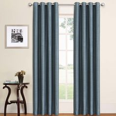 Mcgriff Blackout Single Curtain Panel